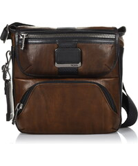 1fed938d9c Δερμάτινο Τσαντάκι Χιαστί Tumi ALPHA BRAVO Barton Crossbody Leather 103301