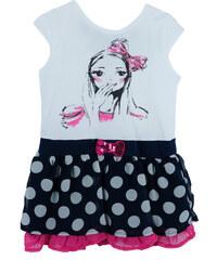 652ed3625a7 Παιδικό Φόρεμα Trax 23262 Λευκό Κορίτσι