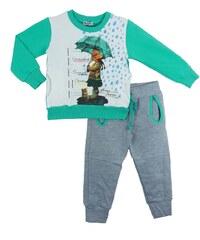 Πράσινα Παιδικά ρούχα και παπούτσια από το κατάστημα Mymoda.gr ... 5d3440291a6
