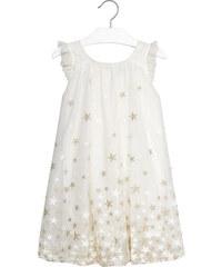 ed7c9e53b9a Παιδικό Φόρεμα Mayoral 28-06928-047 Εκρού Κορίτσι