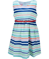 7bcf31eb7a4 New College Παιδικό Φόρεμα NCollege 28-773 Ριγέ Κορίτσι