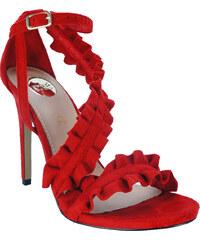 d05452385fb Exe, Κόκκινα Γυναικεία παπούτσια - Glami.gr