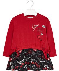 7eaab1f320b Παιδικό Φόρεμα Mayoral 18-07956-078 Μαύρο Κορίτσι - Glami.gr