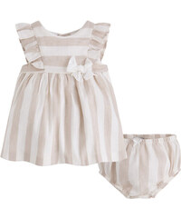 cb4fc8b43826 Βρεφικό Φόρεμα Mayoral 28-01818-023 Εκρού Κορίτσι