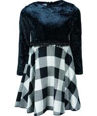 91bf4f18304 M&B kid s fashion Παιδικό Φόρεμα M&B 9225 Μαύρο Κορίτσι