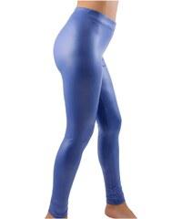 30ec930f961a FMS Γυναικείο Κολάν Λεπτό Δερματίνη Μπλε
