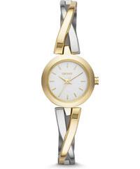 Ρολόι DKNY - Crosswalk NY2171 Gold Silver Gold fbca174d705