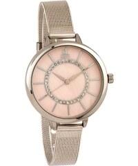 ST watch Ρολόι ST Bellini Series με ασημί μπρασελέ 2-2-73-2 f45c64e3257