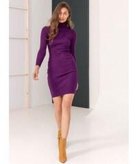 542d027d4255 The Fashion Project Ριπ εφαρμοστό φόρεμα με ζιβάγκο - Μωβ - 009