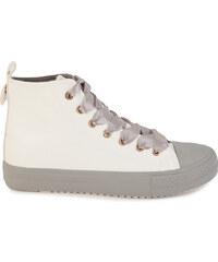 Γκρι Γυναικεία sneakers από το κατάστημα Tsoukalas-shoes.gr  70af4c0a367