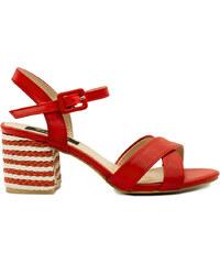 c7a8906040b Κόκκινα Γυναικεία σανδάλια και πέδιλα | 890 προϊόντα σε ένα μέρος ...