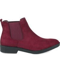 0786645812c Κόκκινα Γυναικείες μπότες και μποτάκια αστραγάλου από το κατάστημα ...
