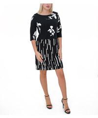 7d018a453e8d RAVE Φόρεμα με ασπρόμαυρα σχέδια - 54