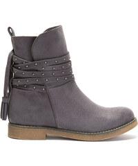 Exe Shoes Γυναικεία Παπούτσια Μπότα CHERRY-923 Nude Καστόρι EXE ... 73b517180f1