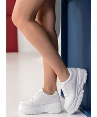 The Fashion Project Platform sneakers με σχέδιο στη σόλα - Λευκό - 006 56059ecf914