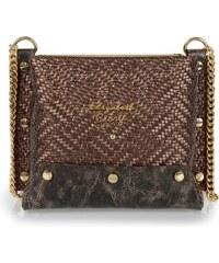 Τσάντα χιαστι veta animal σε συνδυασμό με rose gold small (Elizabeth George 78cc4cf40df