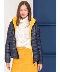 The Fashion Project Μπουφάν διπλής όψης με διχρωμία - Μπλε σκούρο -  06195023004 53fba9ff767