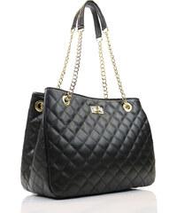Passaggio Leather Bag Καπιτονέ Τσάντα Από Γνήσιο Δέρμα Handmade In Italy  OEM 9989-KR 059 49f67161516