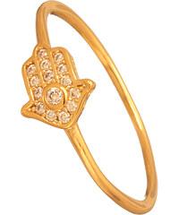 Ασημένιο επίχρυσο δαχτυλίδι Βέρα Μονόπετρο - Glami.gr f51615e31ec