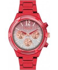 Ρολόι Ferendi Sparkle Series με κόκκινο μπρασελέ 1142-5 89b29c773d3