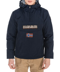 Men Napapijri Rainforest Winter Jacket Blue d9142ec79f2