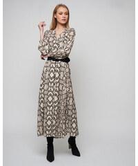 4703d1045ffa Celestino Ζιβάγκο φόρεμα σε animal print WL8440.8001+1 - Glami.gr