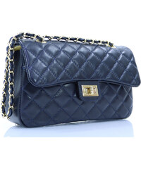 fa02a3e1c6 Passaggio Leather Bag Τσάντα Ώμου-Χιαστή Καπιτονέ Από Γνήσιο Δέρμα Handmade  In Italy OEM XLE
