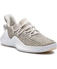 Παπούτσια adidas - Alphabounce Trainer BB7242 Rawwht Ftwwht Grethr 11b1f0a9af5