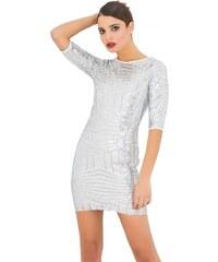 4a33b46663e9 Ασημί Φθινοπωρινά Φορέματα από το κατάστημα Decoro.gr - Glami.gr