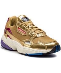 2f1631c6dea Παπούτσια adidas - Falcon W CG6247 Goldmt/Goldmt/Owhite