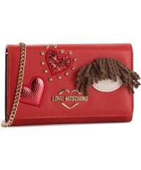 Τσάντα LOVE MOSCHINO - JC5601PP17LF0500 Rosso 4ad17e68c16