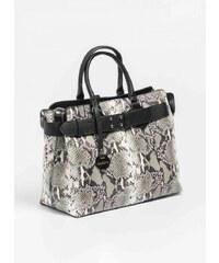 The Fashion Project Τσάντα χειρός με snakeprint - Γκρι - 06387038038 862a8e3cec4