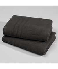774c5c362ec Πετσέτα-Γάντι μπάνιου Towels by Jassz TO35 02 - Black - Glami.gr