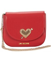1fe6b4e9cd ΤΣΑΝΤΑ ΧΙΑΣΤΙ LOVE MOSCHINO JC4150PP17LY0500 RED