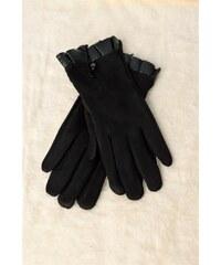 Potre Γυναικεία βελούδινα γάντια c8dbea1bd45