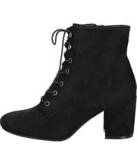 Μαύρα Γυναικείες μπότες και μποτάκια αστραγάλου από το κατάστημα ... a7143e595ab