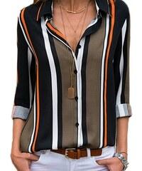 2ccd705ee5fe Πολύχρωμα Γυναικείες μπλούζες και πουκάμισα