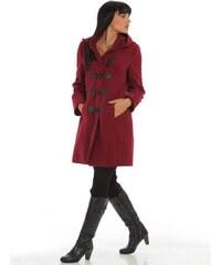 The Fashion Project Παλτό μεσάτο με λοξό κούμπωμα - Κόκκινο - 001 ... 5e9470b776f