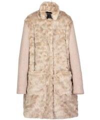 5bfdda4c5bf1 RINO PELLE Γυναικείο Ολλανδικό μακρύ μόκα παλτό-γούνα Ziyu 700W18