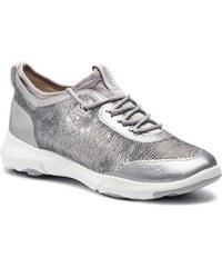 Κλειστά παπούτσια GEOX - D Nebula X A D92BHA 000AT C1007 Silver 73443d59f73