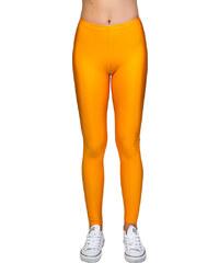 120f90126ba4 PCP - Jacqueline Sunset Leggings Γυαλιστερό Πορτοκαλί Κολάν