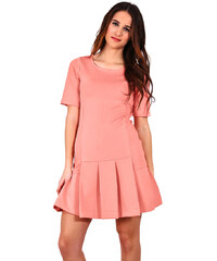 490c4e052939 Fashion Style 41622 FS Μίνι φόρεμα με αλυσίδες στη πλάτη-Μαύρο ...