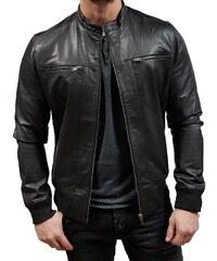 Λεπτομέρειες. Jack Jones - 12146462 - JcoHight Leather Jacket - Black -  Μπουφάν Δερματίνο df775995a6f