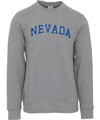 a0d6d0c9865 JACK & JONES JORNEVADA SWEAT CREW NECK - 12139679-LIGHT GREY MELAN GREY