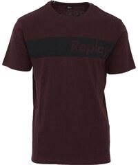 966f80d55258 Ανδρική Μπλούζα Replay Μαύρο 55162303106 - Glami.gr