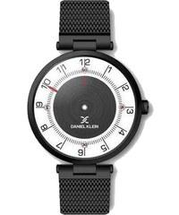 Ρολόι Daniel Klein με μαύρο μπρασελέ και καντράν DK11918-5 6a3f405f4a4