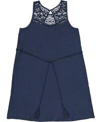 9e90262d7a9 LA REDOUTE COLLECTIONS Αμάνικο φόρεμα με κέντημα στη λαιμόκοψη, 10 - 16 ετών