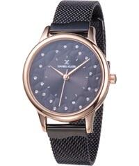 Ρολόι Daniel Klein με μαύρο μπρασελέ και καντράν DK11802-3 99d0a39feaa