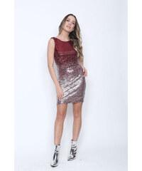 1fe8d8b8f0e0 Capriccio Φόρεμα Εφαρμοστό Κόκκινο 133762 - Glami.gr