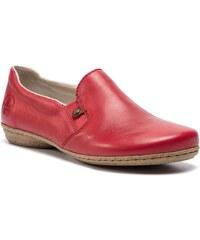 Κλειστά παπούτσια RIEKER - 53960-33 Rot 70afe2814f8